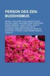 Person des Zen-Buddhismus
