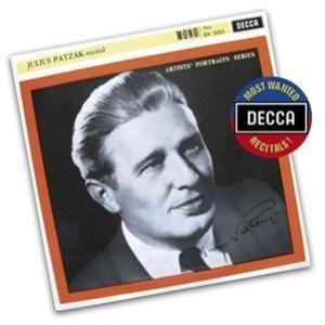 Julius Patzak-Recital (DMWR)