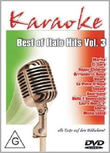 Best Of Italo Hits Vol.3-Karaoke DVD