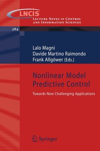 Nonlinear Model Predictive Control