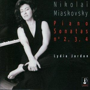 Piano Sonatas 2,3,4