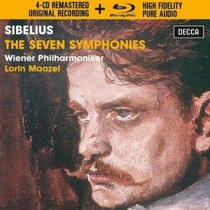 Die Sieben Sinfonien (4 CDS+Blu-Ray Audio)