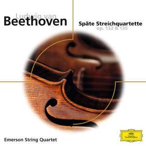 Späte Streichquartette op.132 & 135 (Elo)