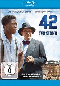 42 - Die wahre Geschichte einer Sportlegende