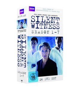 Silent Witness Box-Staffel 1-7 (24 DVDs)