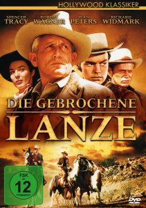 Die gebrochene Lanze (DVD)