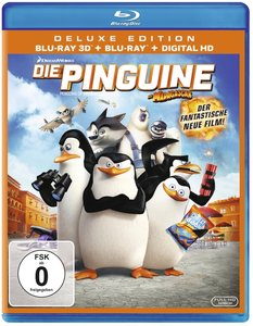 Die Pinguine aus Madagascar 3D