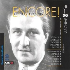 Encore! Violinsonaten & Virtuose Stücke