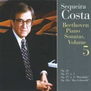 Costa, S: Beethoven Piano Sonatas Vol.5
