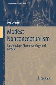 Modest Nonconceptualism