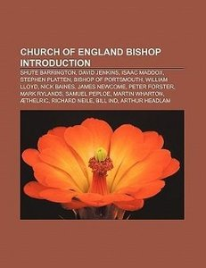 Church of England bishop Introduction