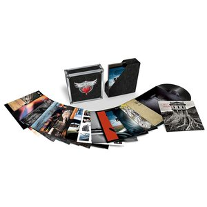 THE ALBUMS (Limited 25 LP VINYL BOXSET)