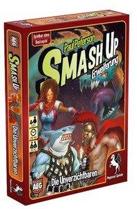 Pegasus Spiele 17268G - Smash up, die Unverzichtbaren