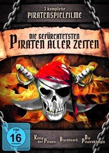 Die gefürchtetsten Piraten aller Zeiten