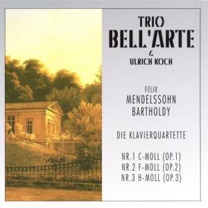 Trio Bell Arte & Ulrich Koch