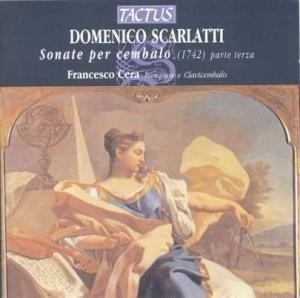 Sonaten Für Cembalo Vol.3
