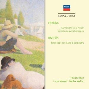 Symphony In D Min/variations Symphoniques/rhapsody