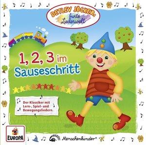 1,2,3 im Sauseschritt