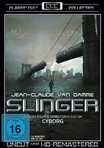 Slinger - Albert Pyun's Director's Cut of Cyborg - Classic Cult