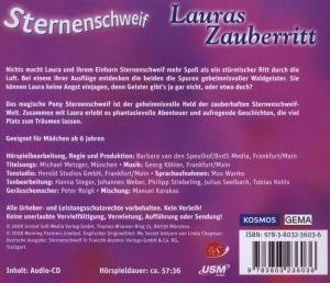 Sternenschweif 04. Lauras Zauberritt