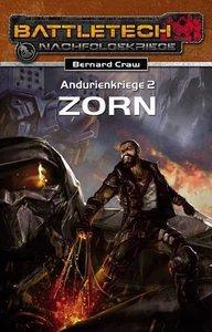 Andurien-Kriege 2. Zorn