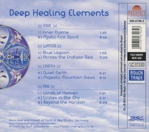 Shajan: Deep Healing Elements (Musik For Reiki)