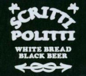 White Bread,Black Beer