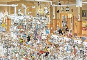 Die Küche. Puzzle 2000 Teile