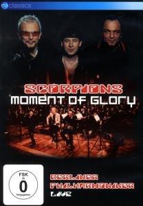 Moment Of Glory-Live