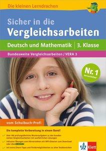 Sicher in die Vergleichsarbeiten Deutsch und Mathematik 3. Klass