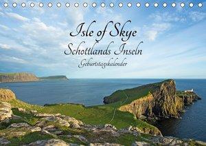 Isle of Skye Schottlands Inseln Geburtstagskalender