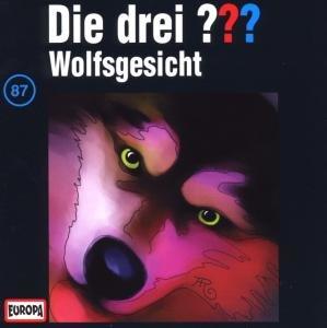 Die drei ??? 087. Wolfsgesicht. (drei Fragezeichen). CD
