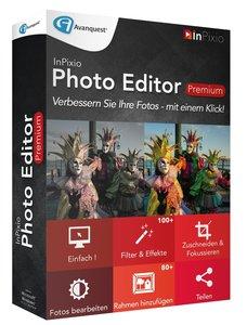 InPixio Photo Editor Premium (Fotobearbeitungssoftware)