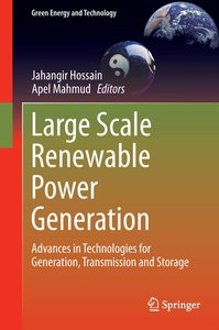 Large Scale Renewable Power Generation