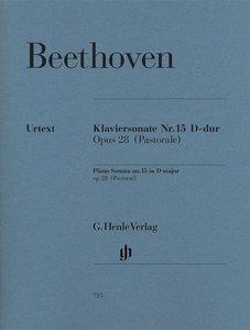 Klaviersonate Nr. 15 D-dur op. 28 (Pastorale)