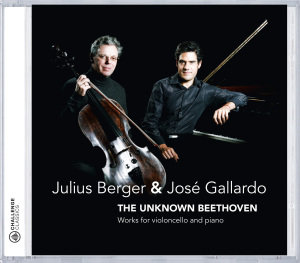 The unkown Beethoven: Works for violoncello & pian