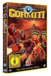 Gormiti-Staffel 1.5: Das Lab