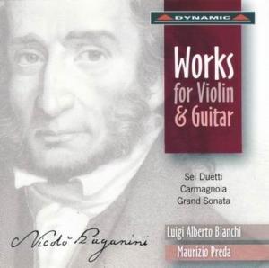 Werke Für Violine und Gitarre