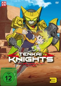 Tenkai Knights - Vol. 3