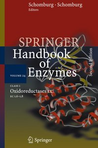 Springer Handbook of Enzymes 24