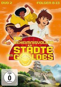 Die geheimnisvollen Städte des Goldes - Box 2, Folgen 08-13