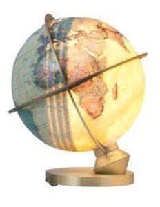 ROYAL Planet Erde, Leuchtglobus, Tag- und Nachtdarstellung, Daem