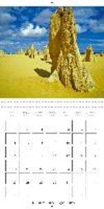 Deserts - Barren beauty (Wall Calendar 2015 300 × 300 mm Square)