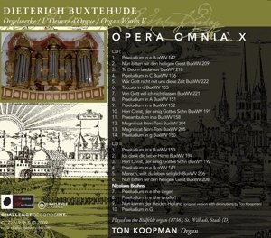 Opera Omnia X-Organ Works 5