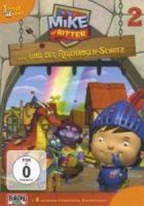 Mike, der Ritter 02 und der Regenbogen-Schatz