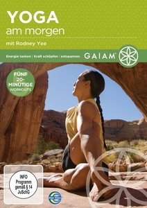 Gaiam-Rodney Yee: Yoga am Mo