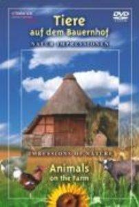 Tiere Auf Dem Bauernhof-DVD
