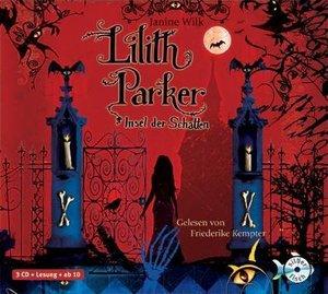 Janine Wilk: Lilith Parker-Insel Der Schatten