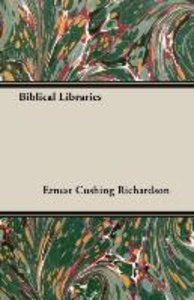 Biblical Libraries