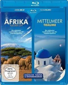 Mittelmeer-Träume/Afrika Aus Der Luft